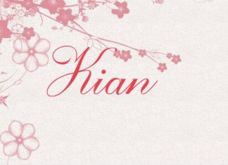 Kian Font