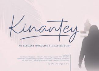 Kinantey Font