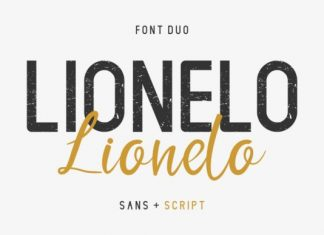 Lionelo Duo Font