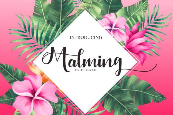 Malming Font