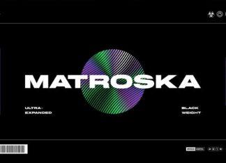 Matroska Font