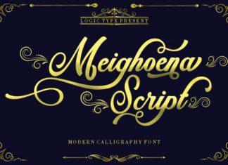 Meighoena Script