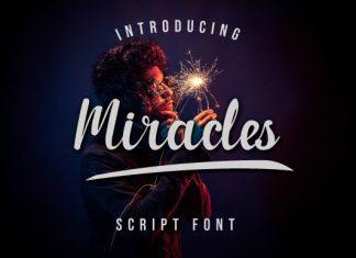 Miracles Font
