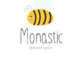Monastic Font