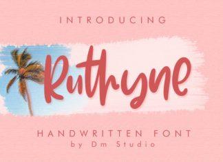 Ruthyne Font