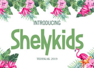 Shelykids Font