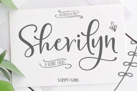 Sherilyn Duo Font