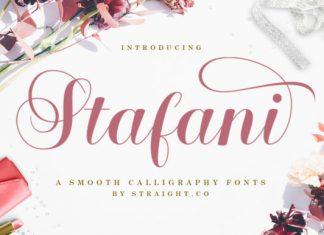 Stafani Font