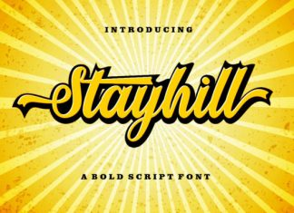 Stayhill Font