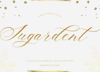 Sugardent Script