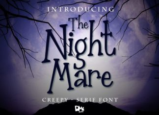 The Nightmare Font