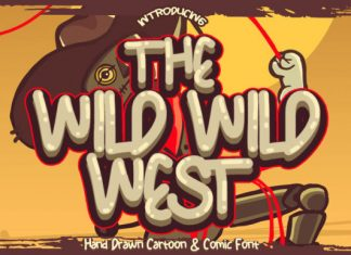 The Wild Wild West Font