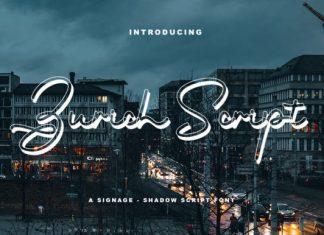 Zurich Script