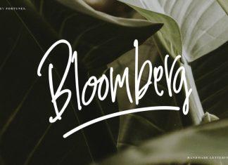 Bloomberg Font