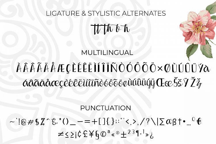 South Bali Script Font