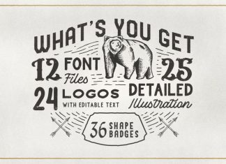 DOUGLAS COLLECTIONS FONT