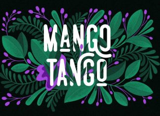 Fonts Mango Tango Collection