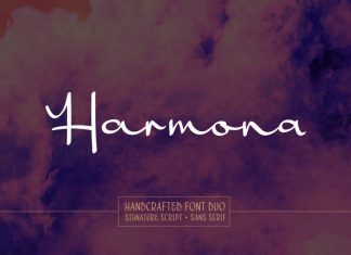 Harmona Font
