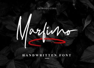 NEW | Marfimo Signature Font