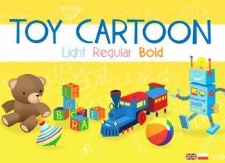 Toy Cartoon font