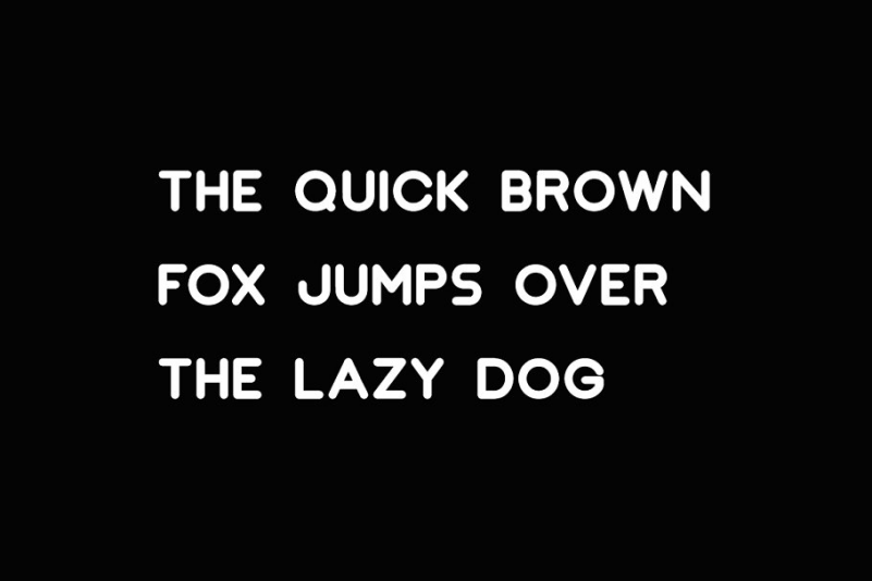 JAQUEL - Minimal Display Typeface