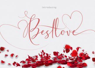 Bestlove Font