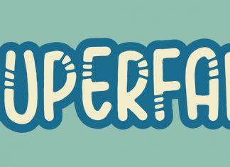 Superfan Font Family