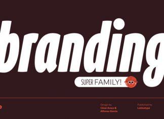 Branding SF Font