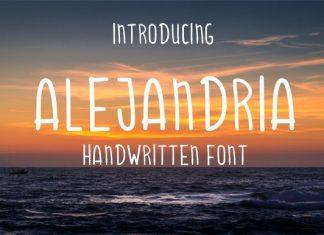 Alejandria Font