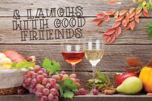 Apple Wine Font