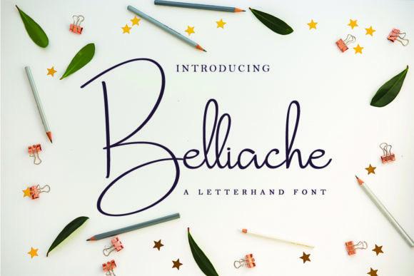 Belliache Font