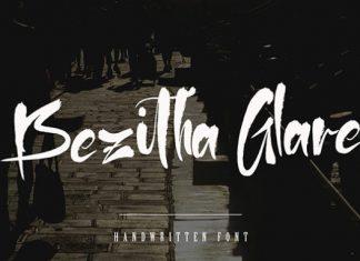 Bezitha Glare Font