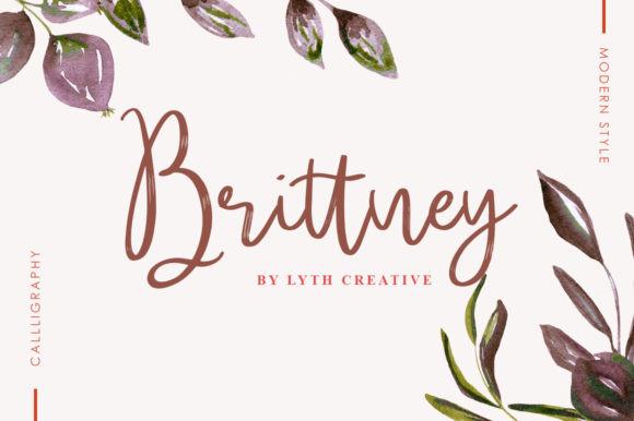 Brittney Font