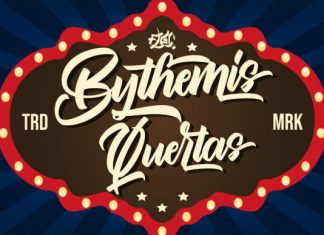 Bythemis Quertas Font