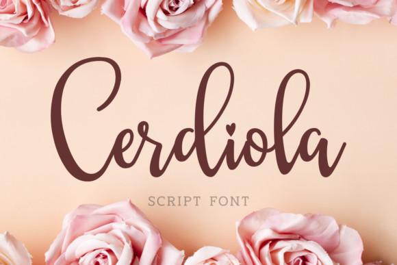 Cerdiola Font