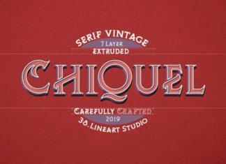 ChiQuel Font