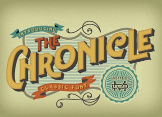 Chronicle Font
