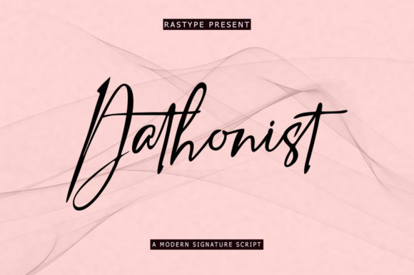 Dathonist Font