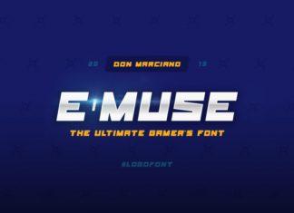 E-Muse Font