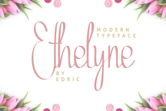 Ethelyne Font