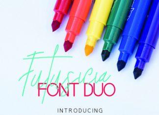 Futusicia Duo Font