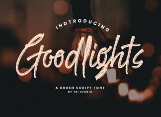 Goodlights Font