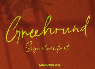 Greehound Font
