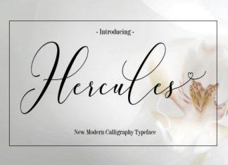 Hercules Font