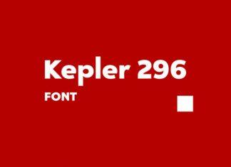 Kepler Font