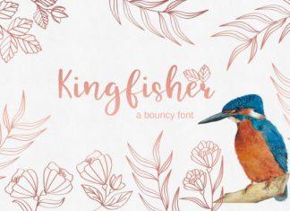 Kingfisher Font