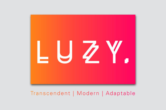 Luzy Font