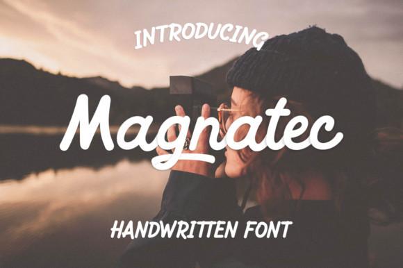 Magnatec Font