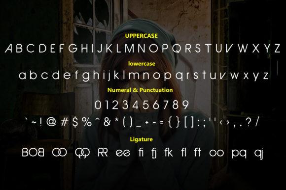 Melloo Font