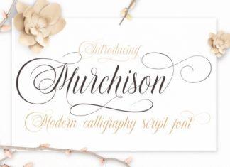 Murchison Font
